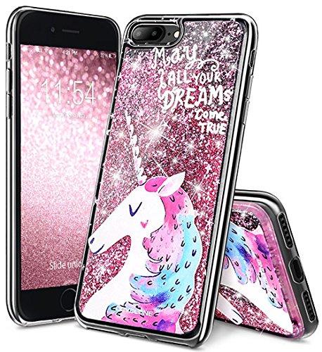 Giveaway iphone 7 plus case cute glitter