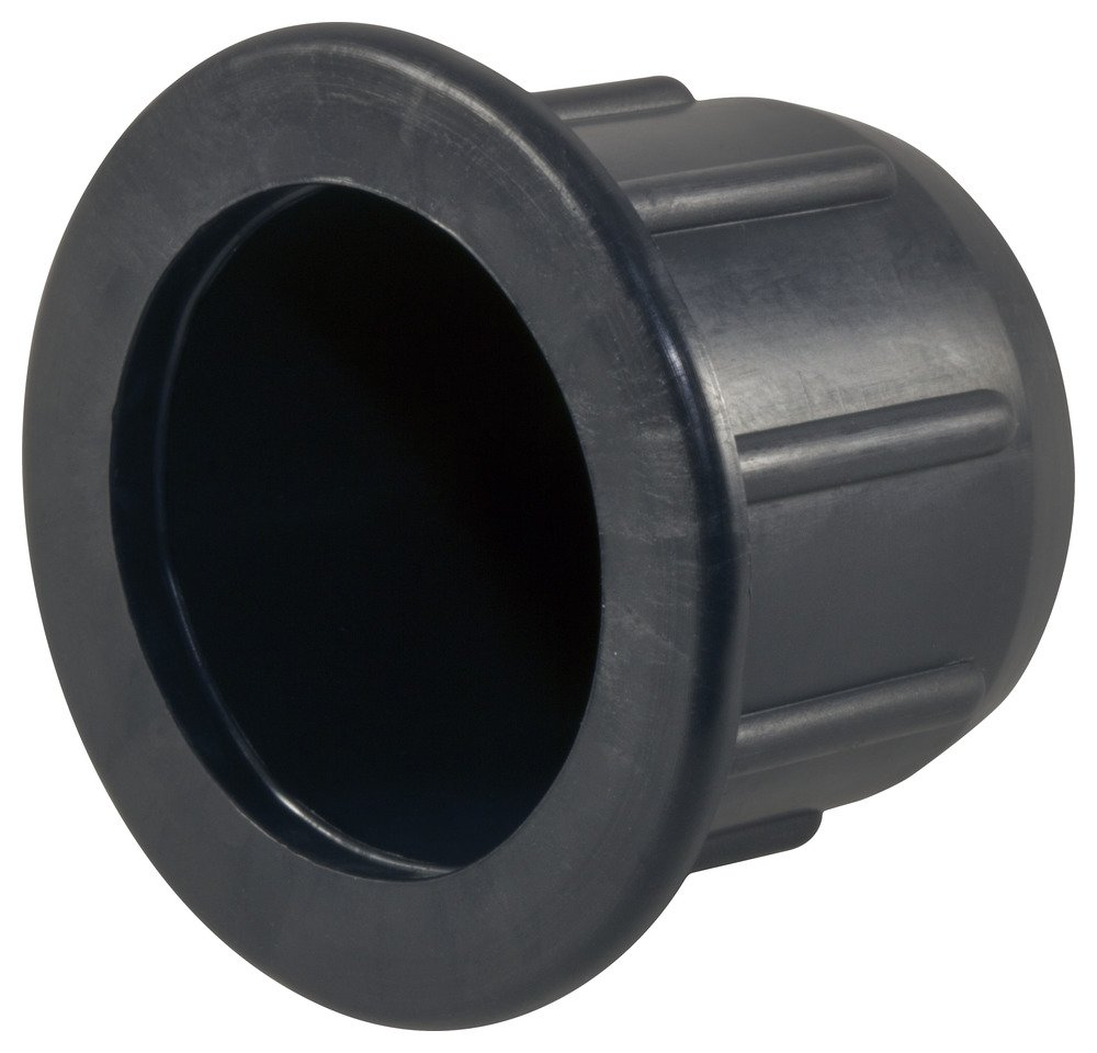 Caplugs ZFBH1250Q1 Plastic Bolt Hole Plug for FAN series. FBH-1250, PE-HD, To plug hole size 1-1/4'', Black (Pack of 12) by Caplugs
