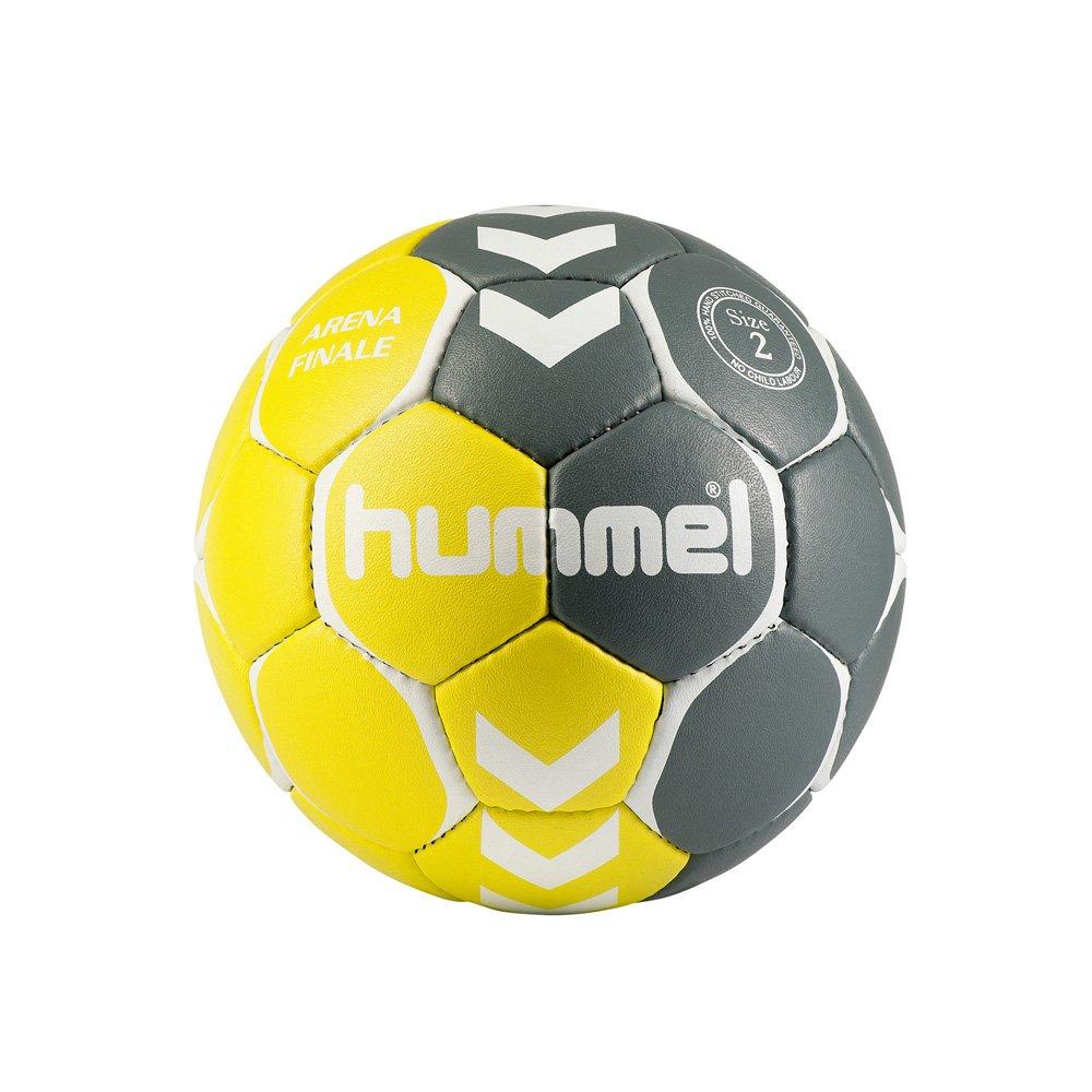 Hummel - Balón de balonmano Arena Finale T2, color - amarillo ...