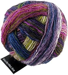 Liqiud Blue Socken Strumpfwolle-Neu Schoppel Wolle Wunderklecks 100 Gr
