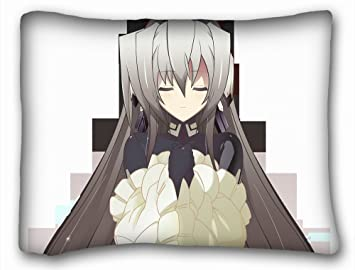 Amazon.com: Diseño de moda funda de almohada de tamaño ...