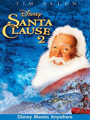 Amazon Com The Santa Clause 2 Tim Allen Judge Reinhold