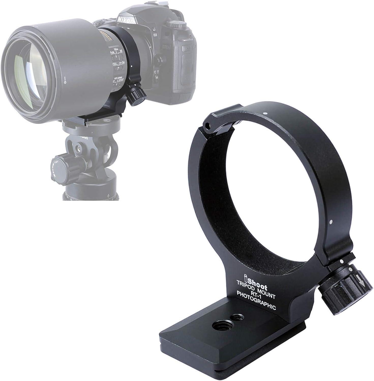 Ishoot Verbesserter Objektivkragen Stativhalterung Für Kamera