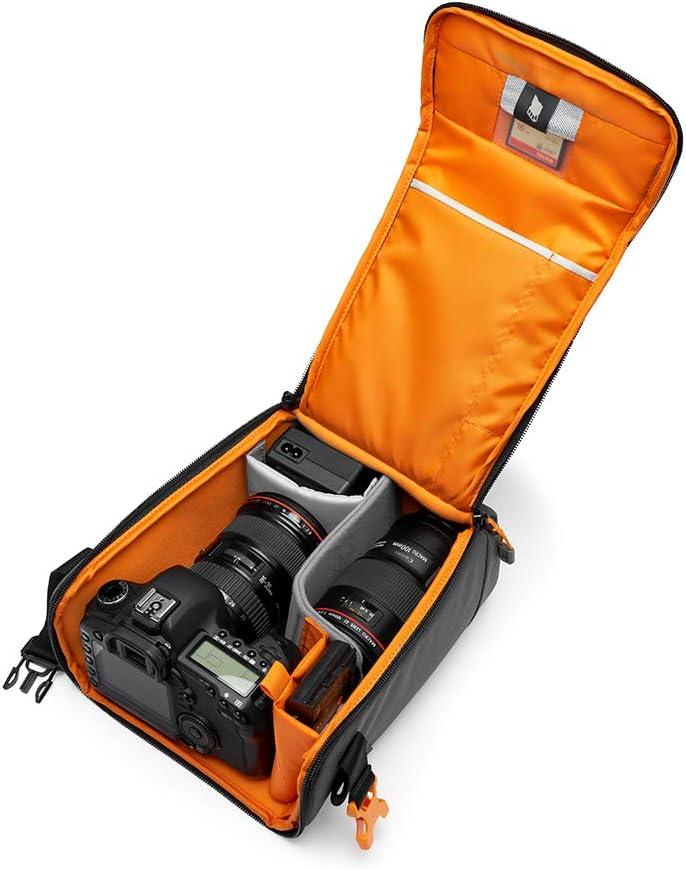 para C/ámaras Sin Espejo como la Sony Alpha 9 Malet/ín para C/ámara Sin Espejo y DSLR con Divisores Ajustables con Acceso QuickDoor Lowepro GearUp Creator Box Large II LP37348-PWW