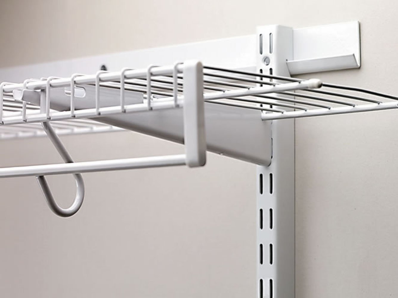 Unique Rubbermaid Coated Wire Shelving Elaboration - Wiring Diagram ...