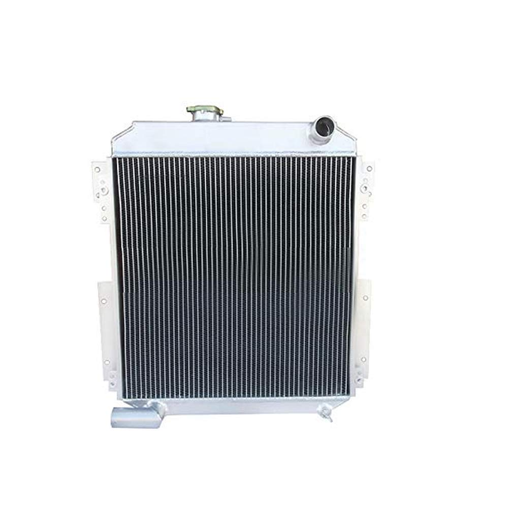 New For Hitachi Excavator EX60 EX60-1 EX60G EX60SR Water Tank Radiator Core ASS'Y by CangKe