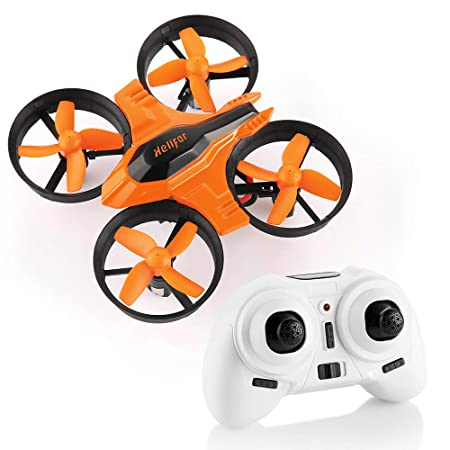 HELIFAR F36 Mini Drohne für Kinder RC Quadrocopter Ferngesteuerte Drohne mit Headless Modus, 360 Grad Flip, Return Funktion K