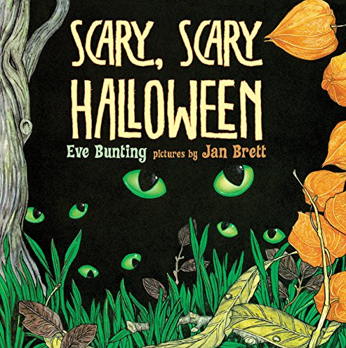 Scary, Scary Halloween Book & (Spooky Halloween Stories Cd)
