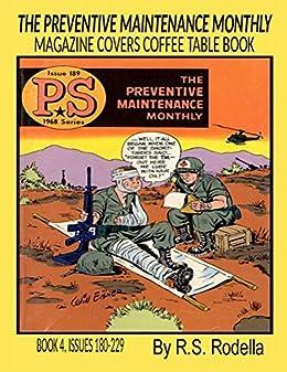 Amazoncom the preventive maintenance monthly magazine for Coffee table books amazon