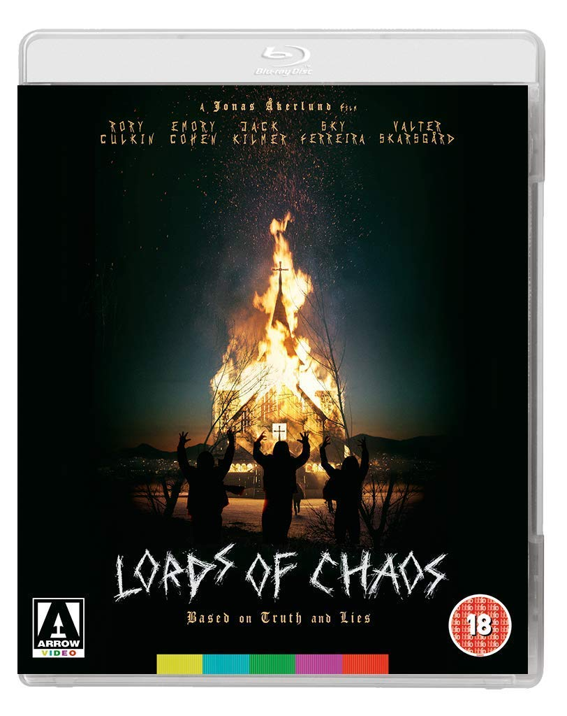 Lords Of Chaos [Blu-ray] [Reino Unido]