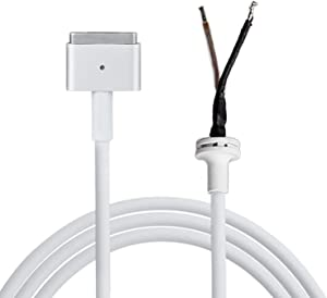 Droya Cable (T-Tip DC Cable) DC Repair Cord for Mcbook AIR/PRO Retina Magnetic safe2 45W 60W 85W AC Power Adapter