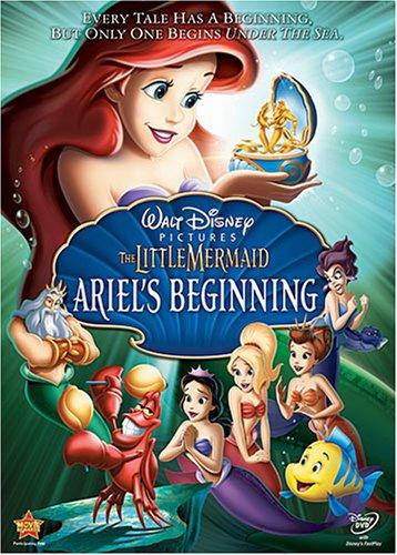 The Little Mermaid: Ariel's Beginning (3 Little Mermaid The)