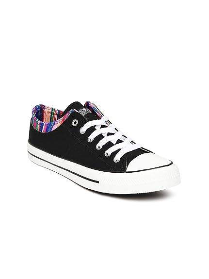 14ced67c2 Kook N Keech Women s Synthetic Shoes (Black