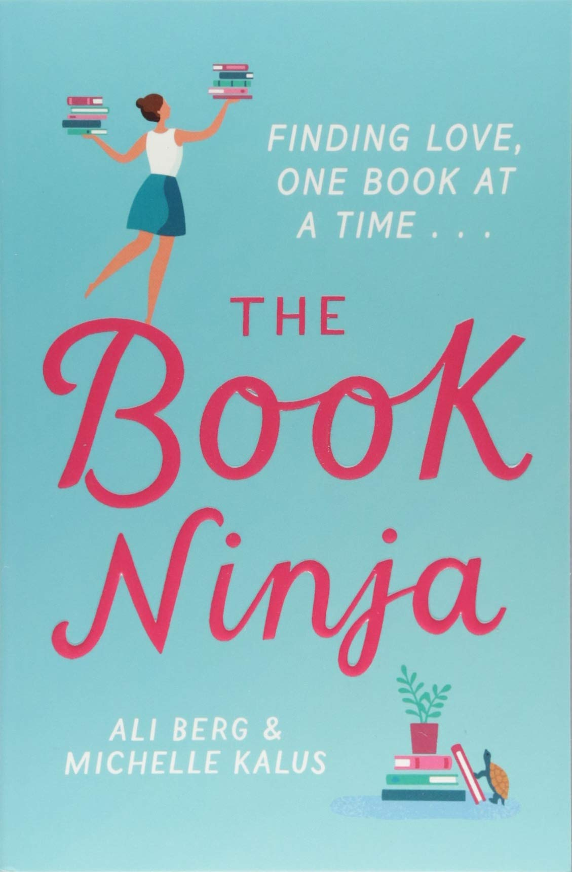 The Book Ninja: Amazon.es: Ali Berg, Michelle Kalus: Libros ...