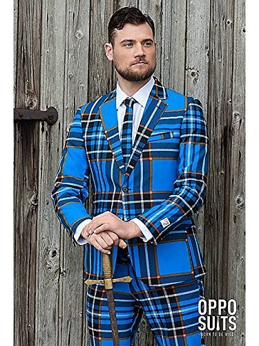 Opposuits mens Mens Opposuits Scottish Suit 40 by Opposuits