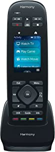 Logitech Harmony Ultimate One 2.4in Touchscreen Universal Remote for 15 Devices (Renewed)
