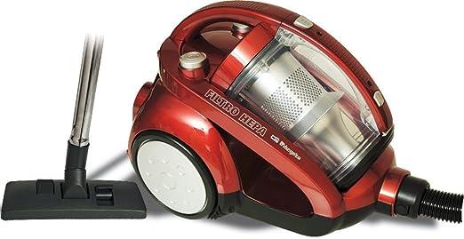 Orbegozo - Aspirador Sin Bolsa Ap8011, 2200W, Rojo, Filtro Hepa ...