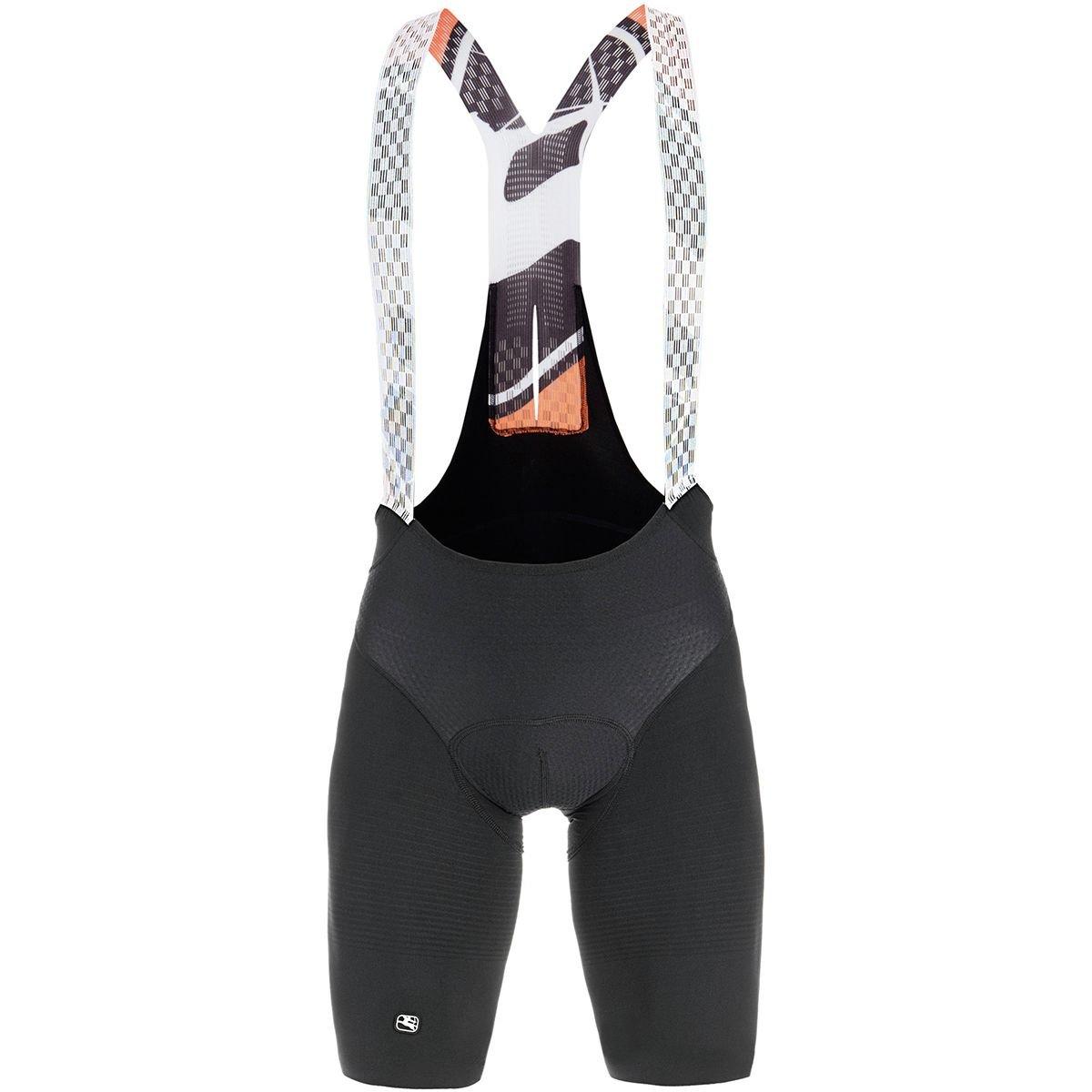 Giordana NX-G Bib Shorts with Cirro-S Insert - Men's Black, M