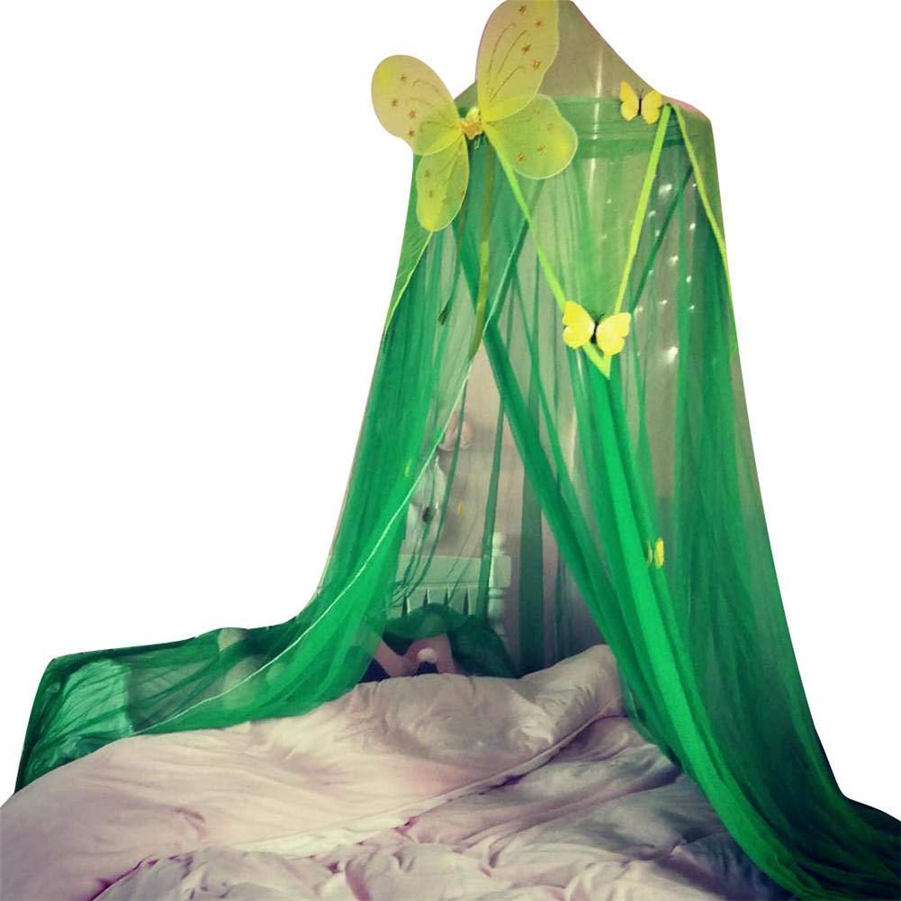 Dome Fantasy Princess Zelt f/ür Kinder Spielen AILHL Baldachin M/ückennetz Betthimmel Vorhang f/ür M/ädchen Jungen Bett Kinderzimmer Dekor