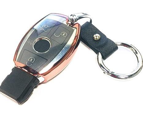 Amazon.com: YUWATON - Carcasa de TPU para llave de coche ...