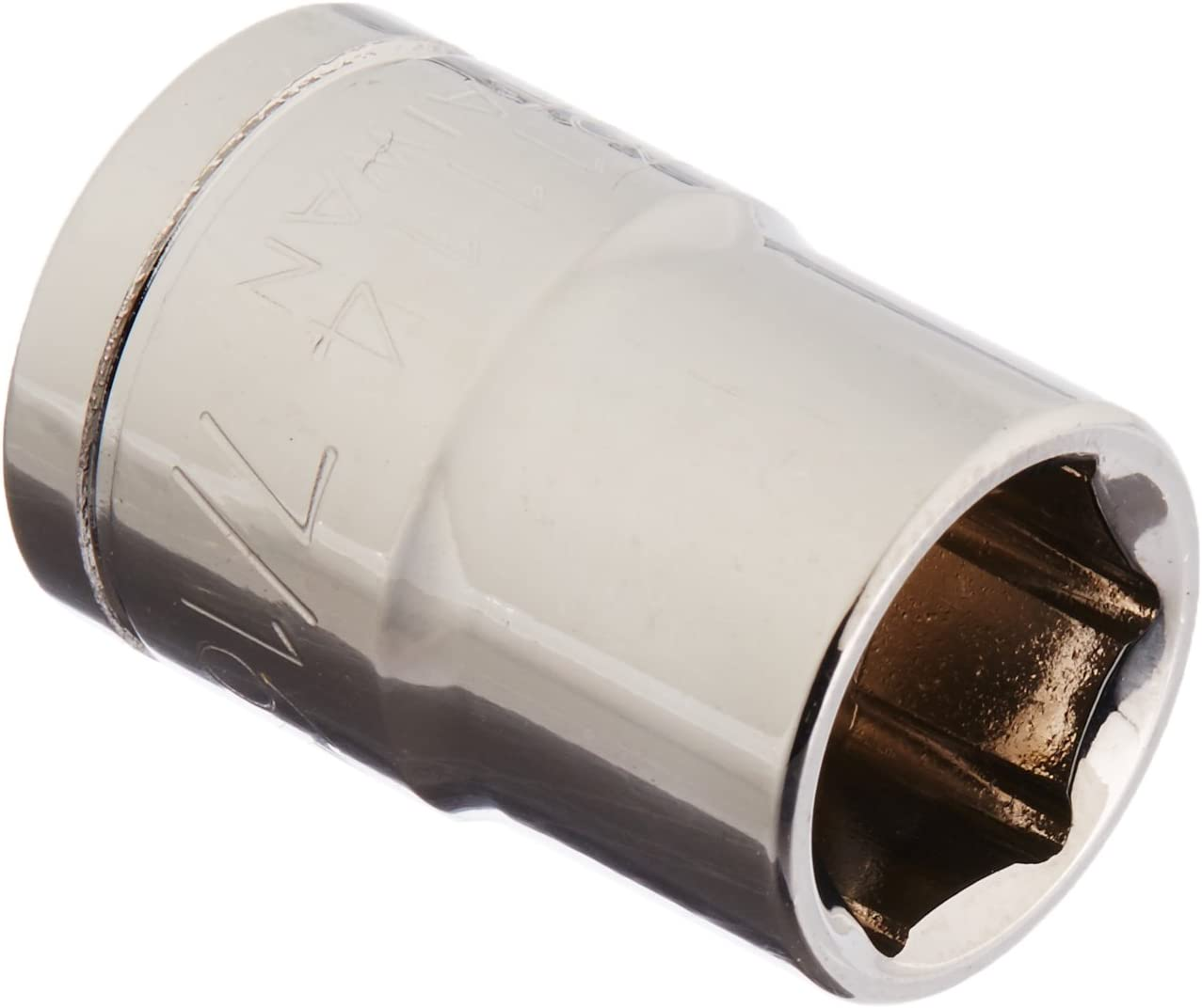 Williams 31114 7//16 Shallow 6-Point Socket with 3//8-Inch Drive JH Williams Tool Group