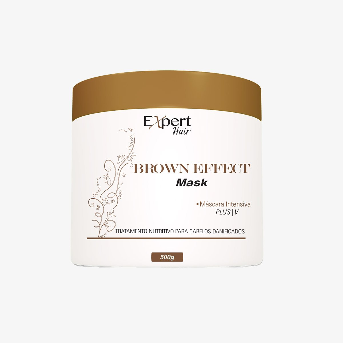 Cheap BROWN EFFECT Mask hot sale