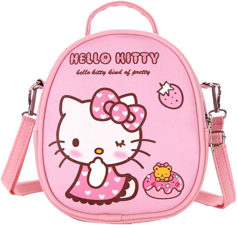 Kerr s Choice Hello Kitty Bag for Girls Hello Kitty Crossbody Purse Girls Cat Bag