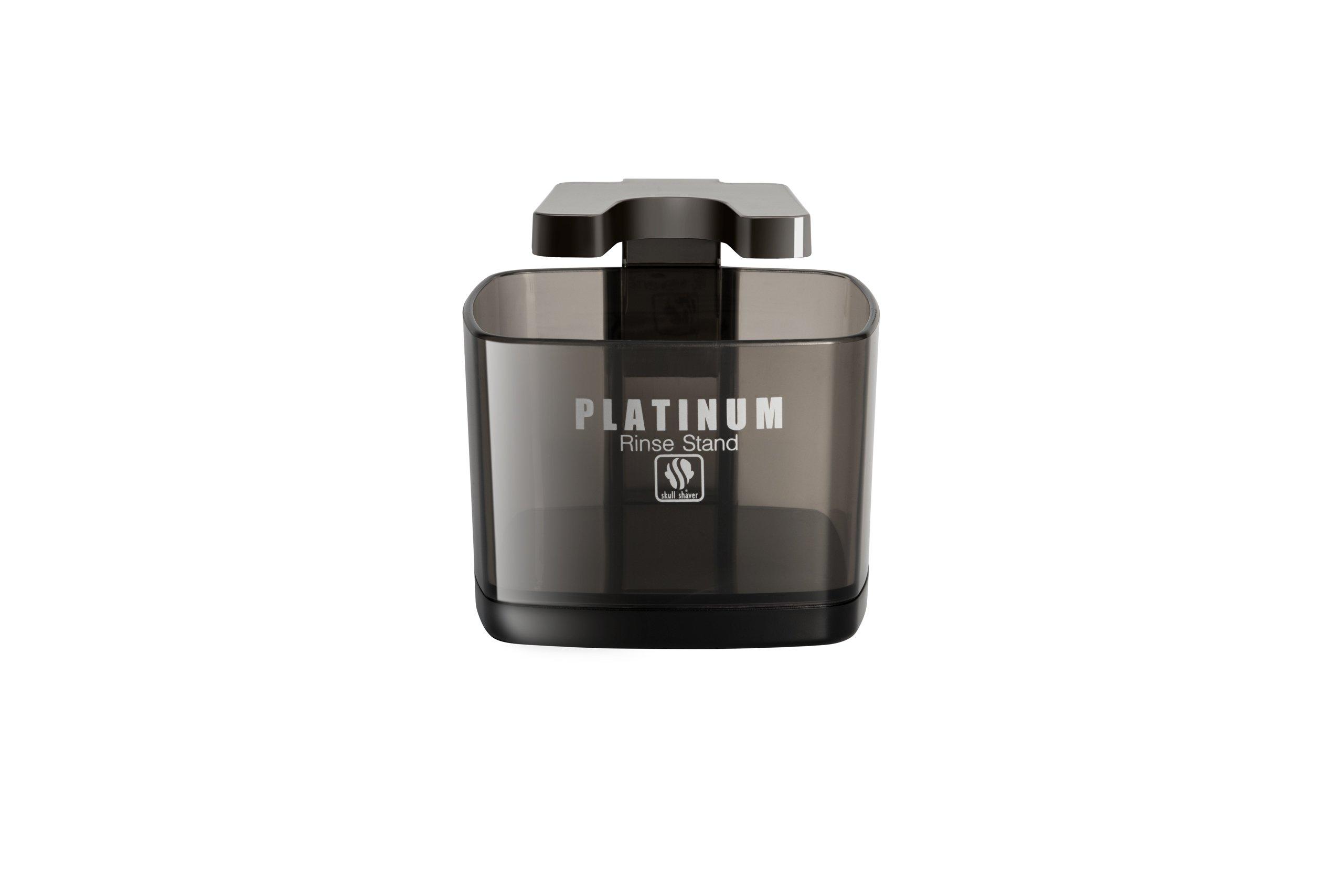 Skull Shaver Platinum Rinse Stand