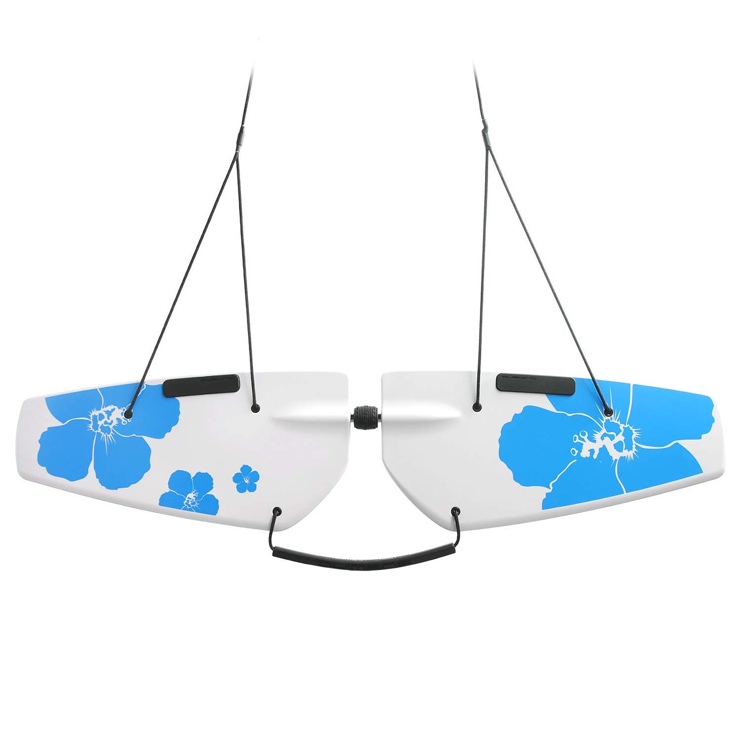 Subwing - Fly Under Water - Towable Watersports Board for Boats - 1, 2, 3, 4 Person Tow - Alternative Pull Behind to Water Skiing, Flying Tubes & Tube Floats by Subwing