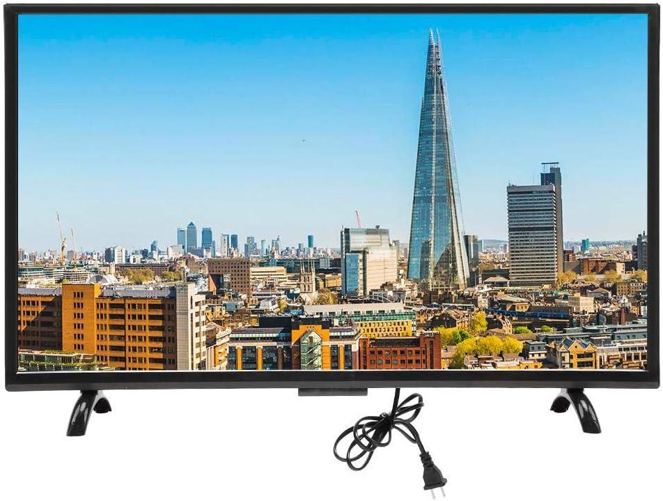 Simlug Smart TV, Pantalla Curva Grande de 32 Pulgadas Smart 3000R Curvature TV 4K HDR Red Versión 110V(110V-240V): Amazon.es: Hogar