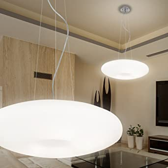 Hängeleuchte Design Pendelleuchte Lampe weiß Hängelampe Leuchte Pendellampe NEU