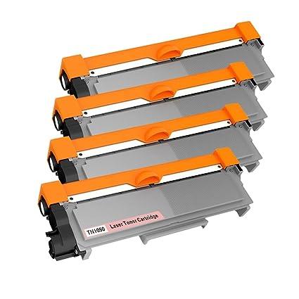 TN de 1050 tóner 1500 páginas compatible para Brother HL-1110, HL-1112, hl-1210 W, hl-1212 W, DCP-1510, DCP-1512, DCP-1610 W, DCP-1612 W, MFC de 1810, ...