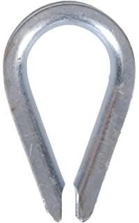 Aluminum Crimping Loop Sleeve for 3/16\
