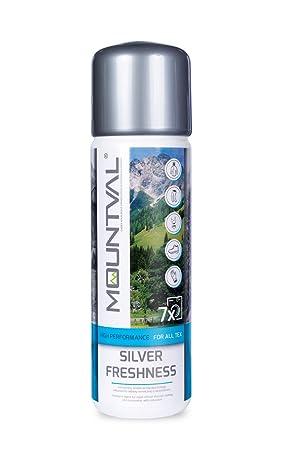 Mountval Silver Freshness, Matador de Olor, Refrescante y ...