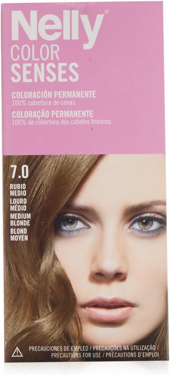 Tinte nelly senses n. 7, 0 - [paquete de 4]: Amazon.es: Belleza