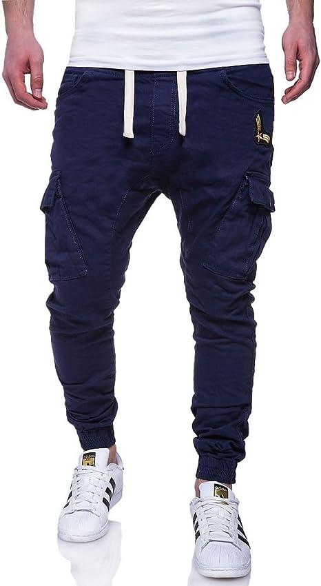 Jean fashion pour homme Jean 6832 bleu foncé
