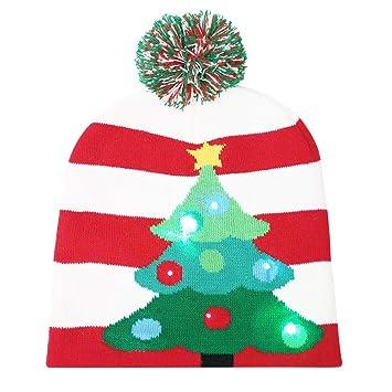 40b0f3d14 Amazon.com: Clearance Sale! Christmas Hats Beanies for Baby Boys ...