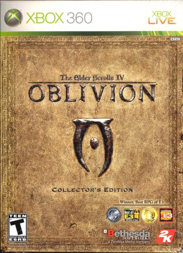 The Elder Scrolls IV: Oblivion (Collector's Edition) -Xbox 360