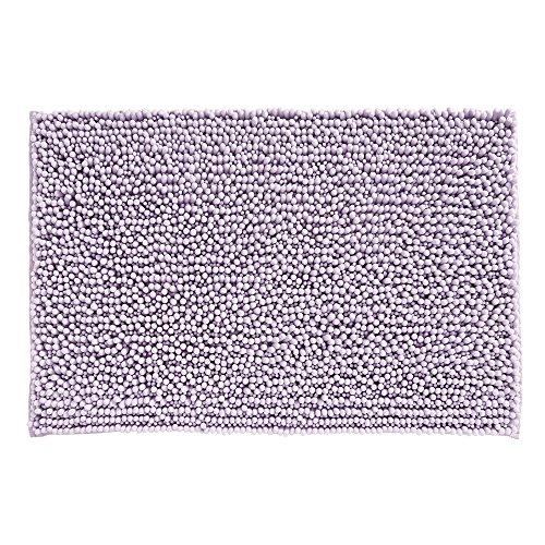 InterDesign Microfiber Frizz 20 Inch Lavender