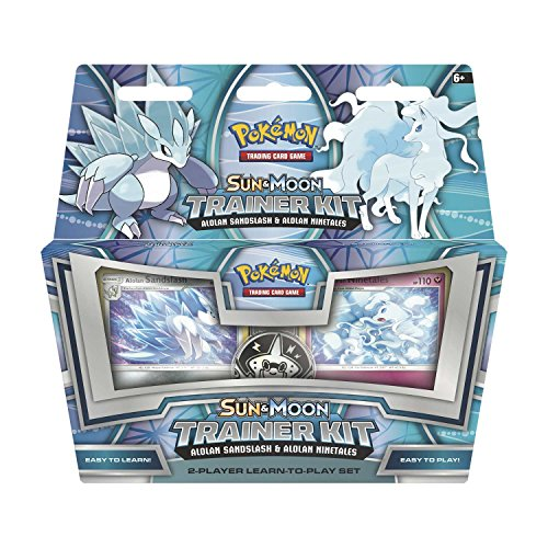 Pokemon TCG: Sun & Moon Trainer Kit Alolan Sandslash & Alolan Ninetales (Best Yugioh Deck Card List)