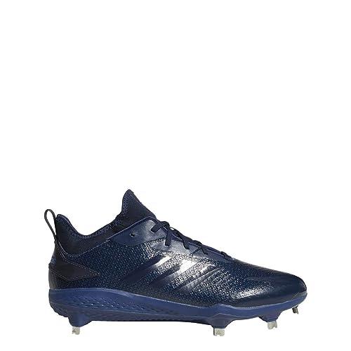 02aabb4c25af Amazon.com | adidas Adizero Afterburner V Dipped Cleat Men's Baseball Blue  | Baseball & Softball