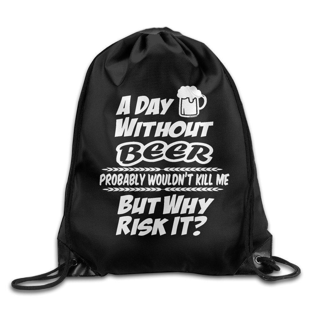 All Men Must Poop Pumping Rope Backpack