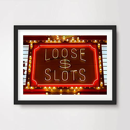 Image Unavailable Not Available For Color LAS VEGAS ART PRINT POSTER Home Decor