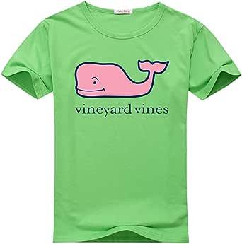 mastu Vineyard Vines ballena de hombre camisetas Top Moda: Amazon.es: Ropa y accesorios