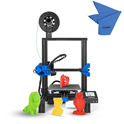 Aibecy LONGER LK2 Impresora 3D de alta precisión FDM Auto ...