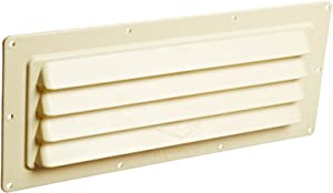 Ventline (V2018-02 Colonial White Exterior Vent for Ducted Range Hoods