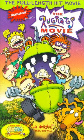 The Rugrats Movie [VHS] (Weiss Jack)