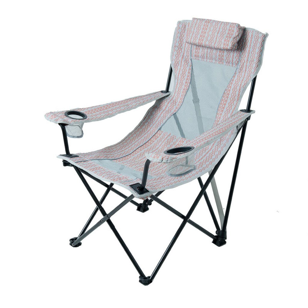 Großer Klappstuhl Stuhl Lounge Sessel Lounger Outdoor Camping Portable Balkon Entspannung Stuhl Strand Lounge Stuhl Schlafsaal Hof Leichte Durable Outdoor Sitz