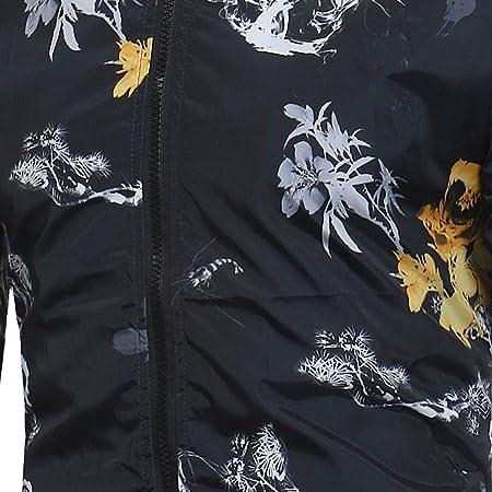 Amazon.com: DaySeventh Fashion Mens Autumn Winter Print ...