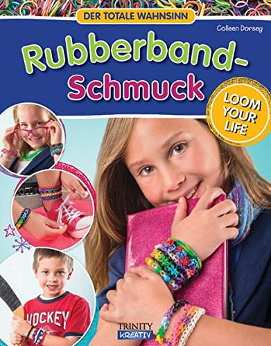 RUBBERBAND SCHMUCK: Loom your Life - Der totale Wahnsinn